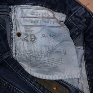 Treasure & Bond Jeans - Treasure & Bond Mimi Bootcut Jeans